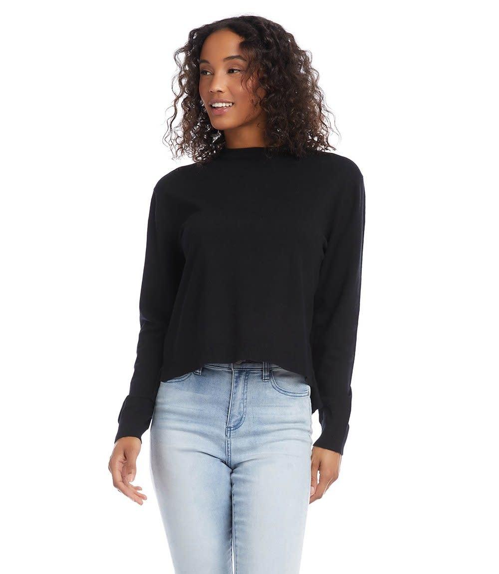 Hi-Lo Pullover Sweater