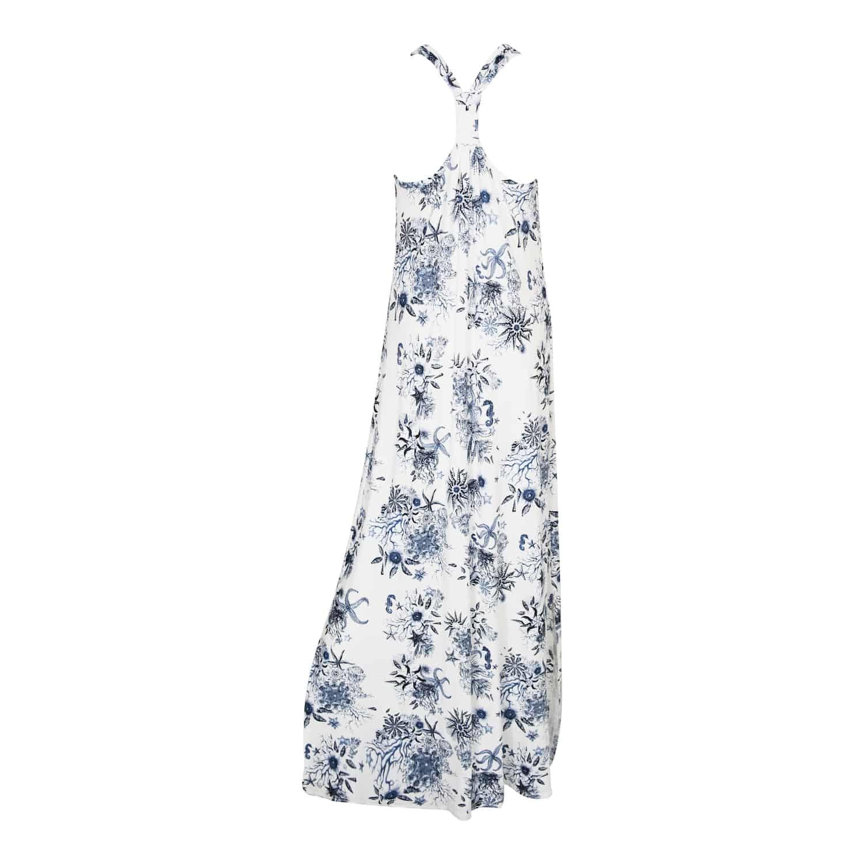 Bungee Back Maxi Dress