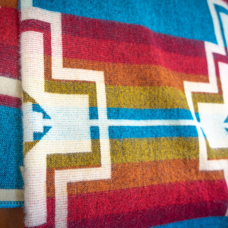Andean Alpaca Blanket - Santa Fe