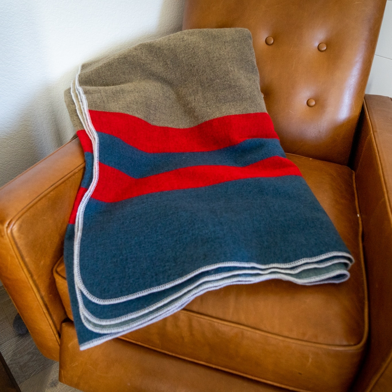 Andean Alpaca Blanket - Extra Thick