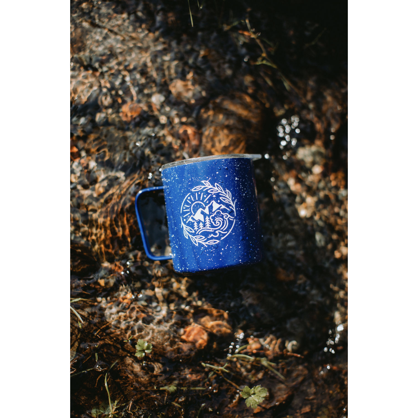 Camp Cup w/ Lid