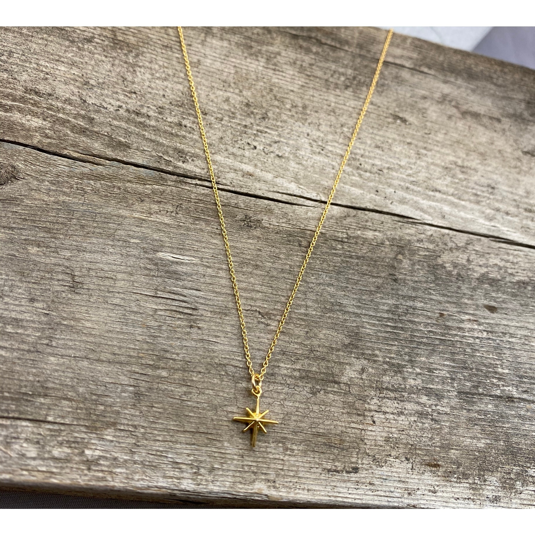 Willa Star Necklace
