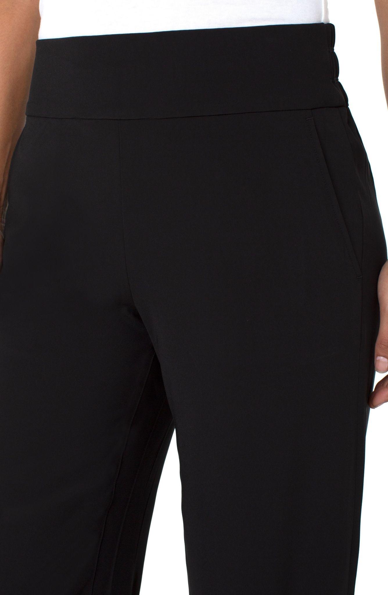 """Wide Leg Pull on Trouser 32"""""""