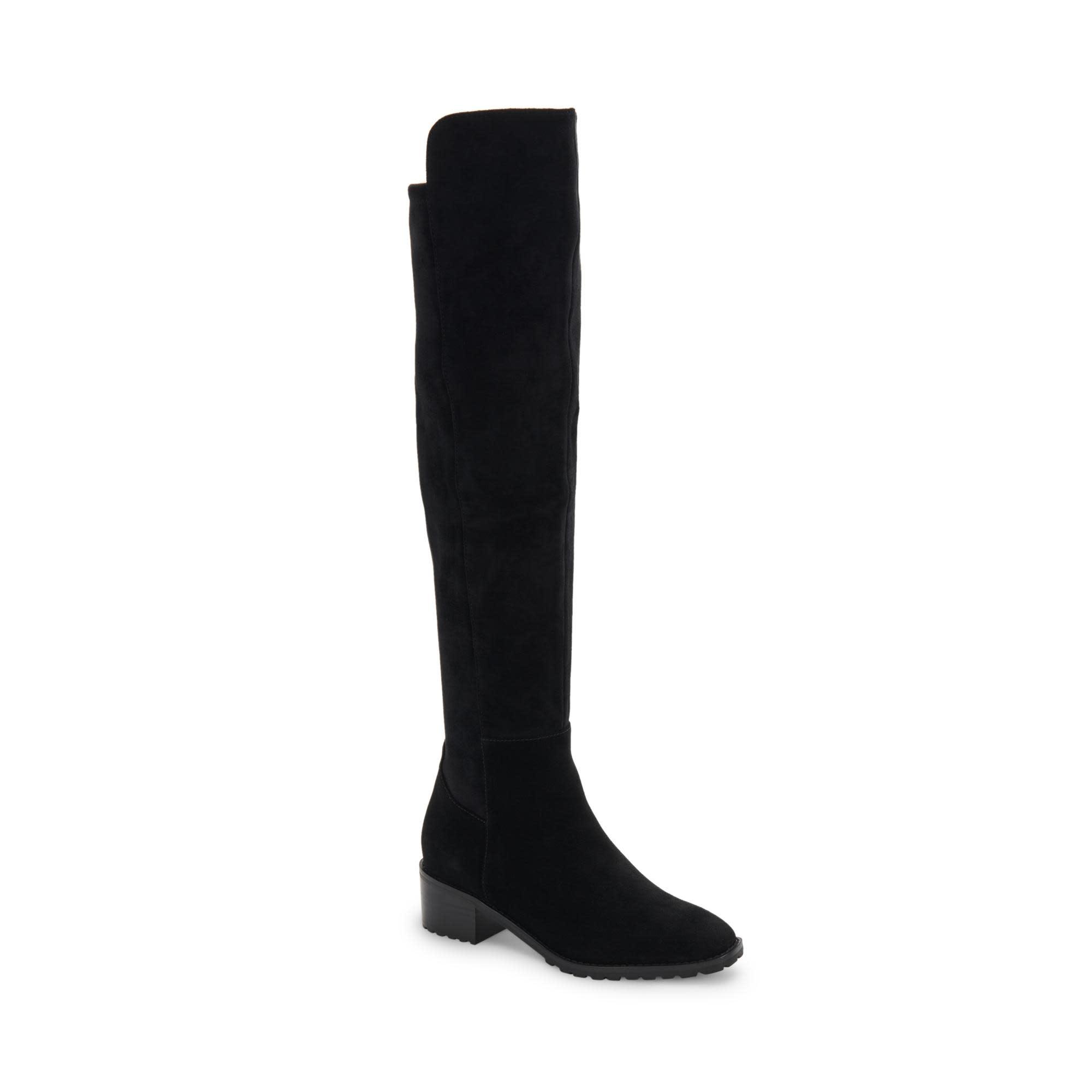 Sierra Suede Tall Boot