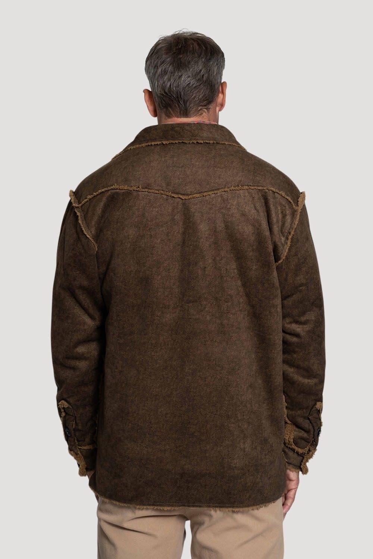 Pebble Sueded Soho Jacket