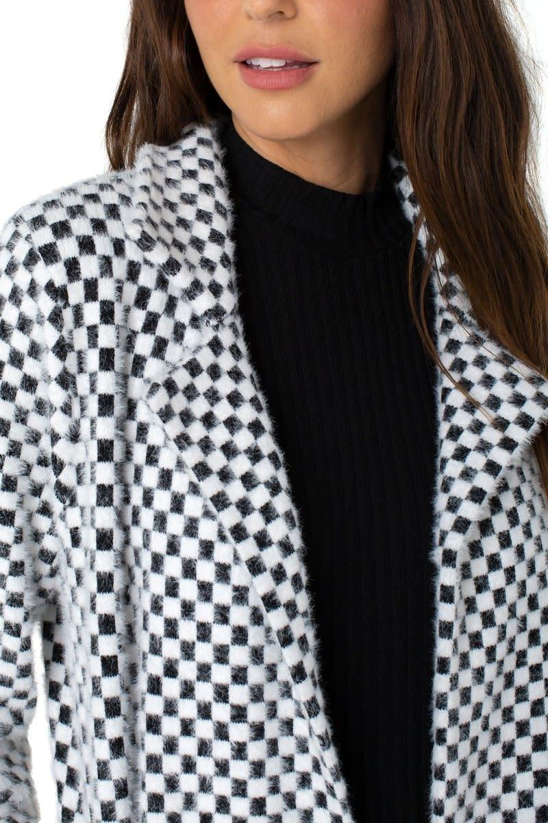 Open Front Cardigan Sweater Coat