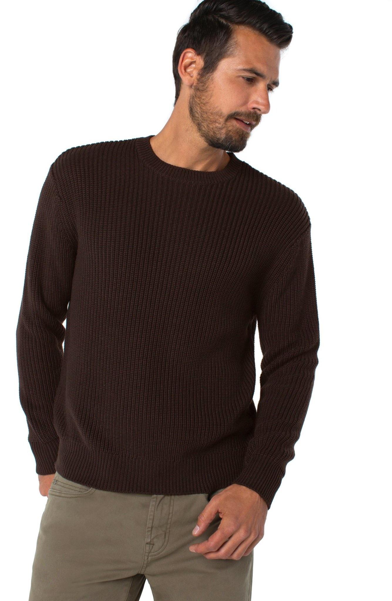 Men's Crew Neck Sweater
