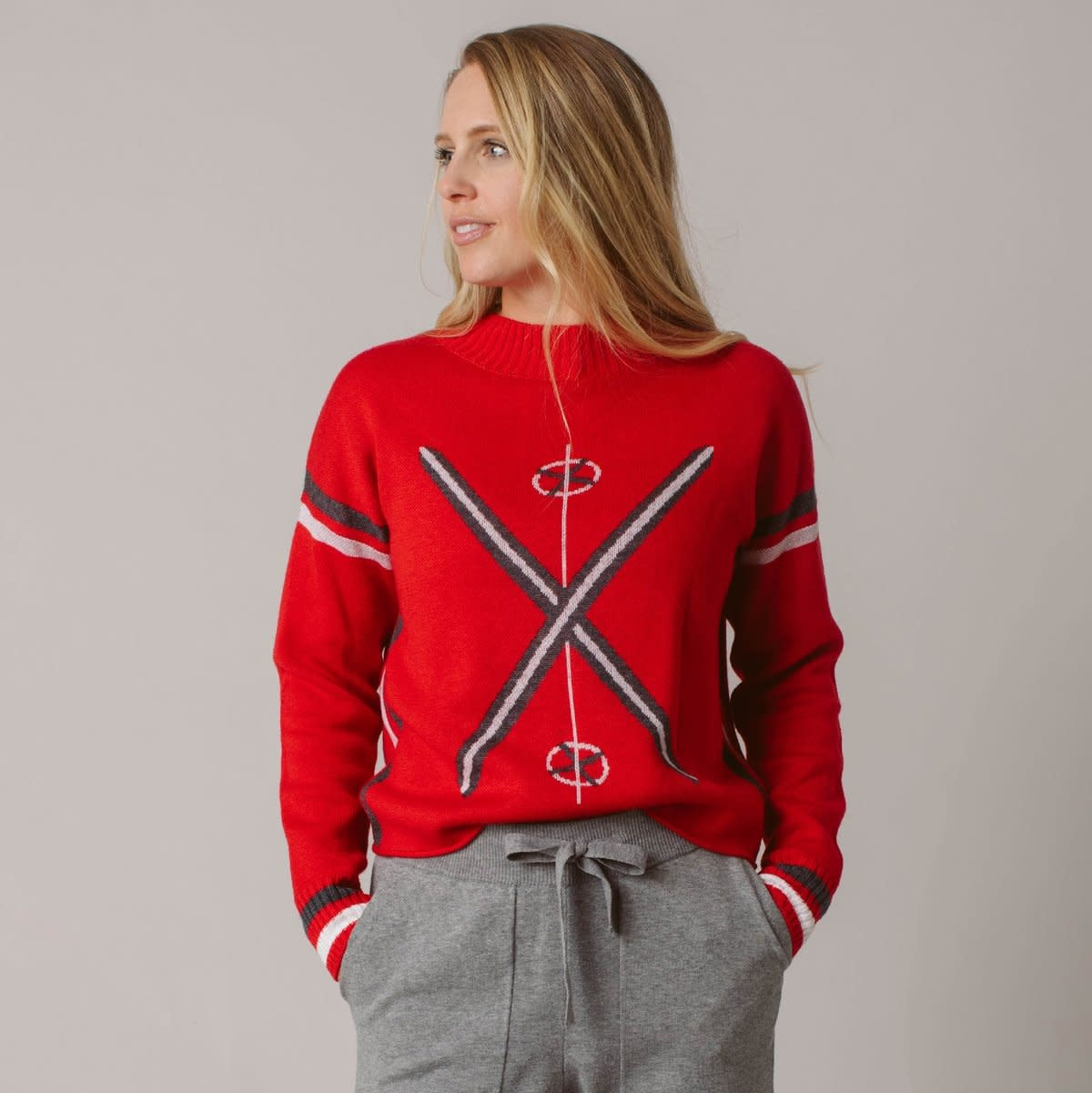 Traverse Pullover Sweater