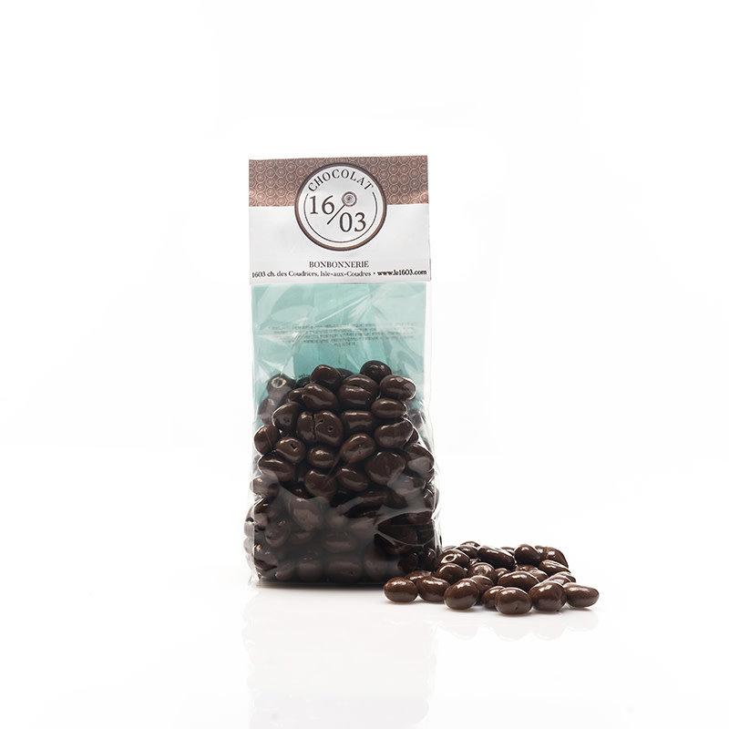 Le 1603 Milk Chocolate Raisins 225g