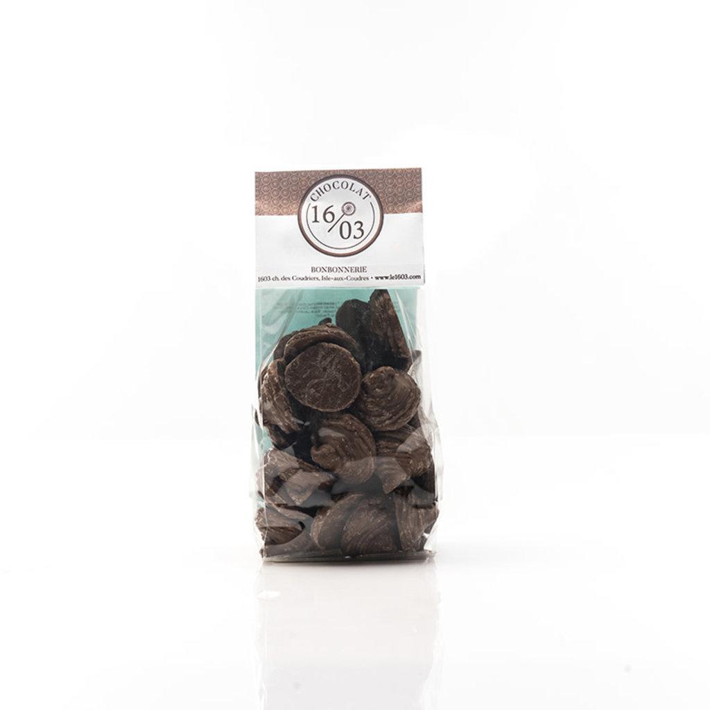 Le 1603 Macarons au chocolat 250g