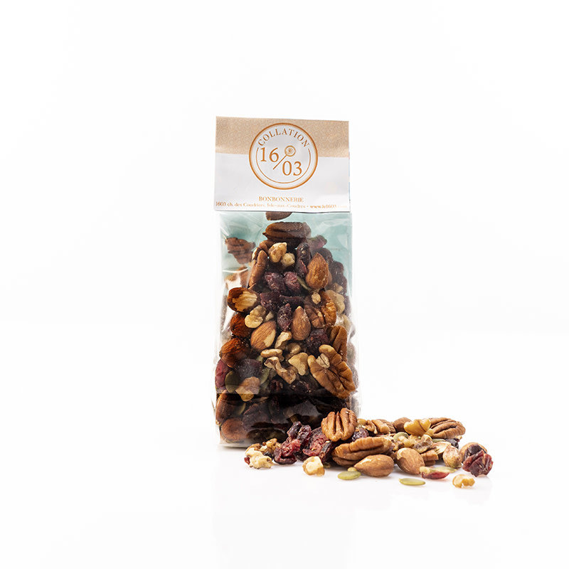 Le 1603 Deluxe Omega 3 Mix 175g