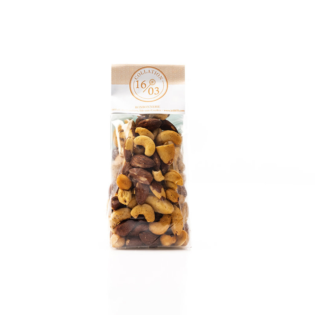 Le 1603 Unsalted Deluxe Nuts Mix 200g