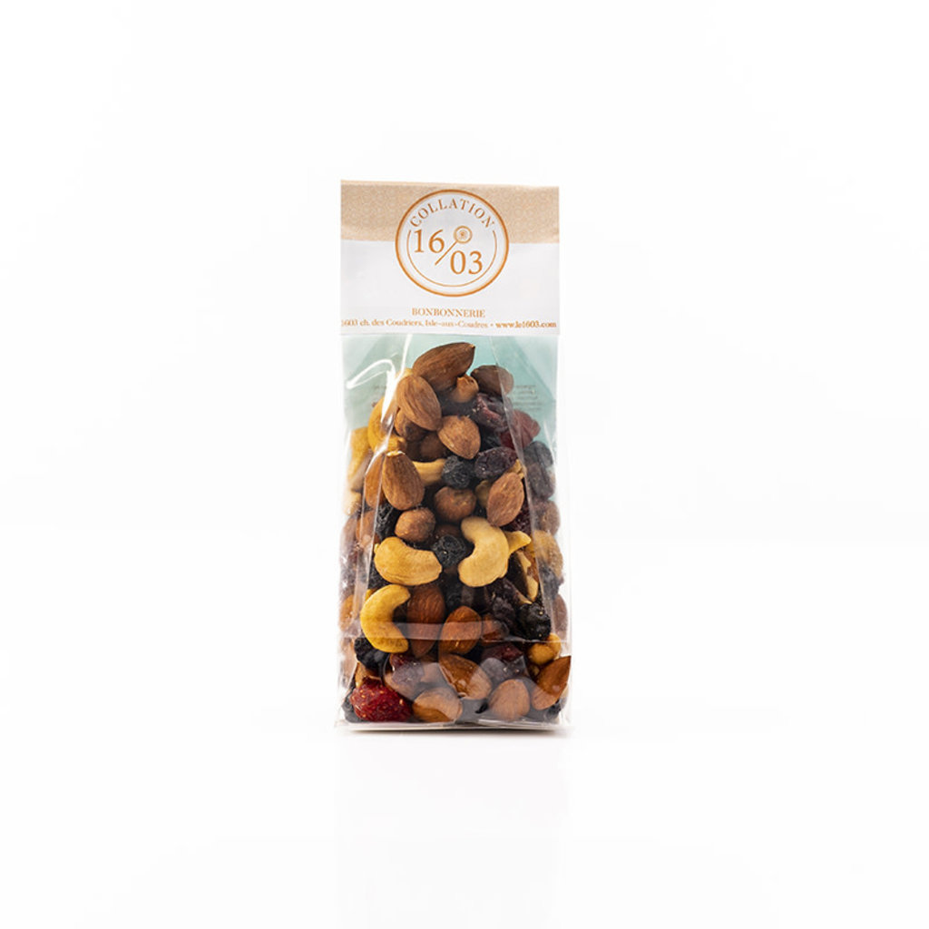 Le 1603 Stawberry & Blueberry Mix 175g