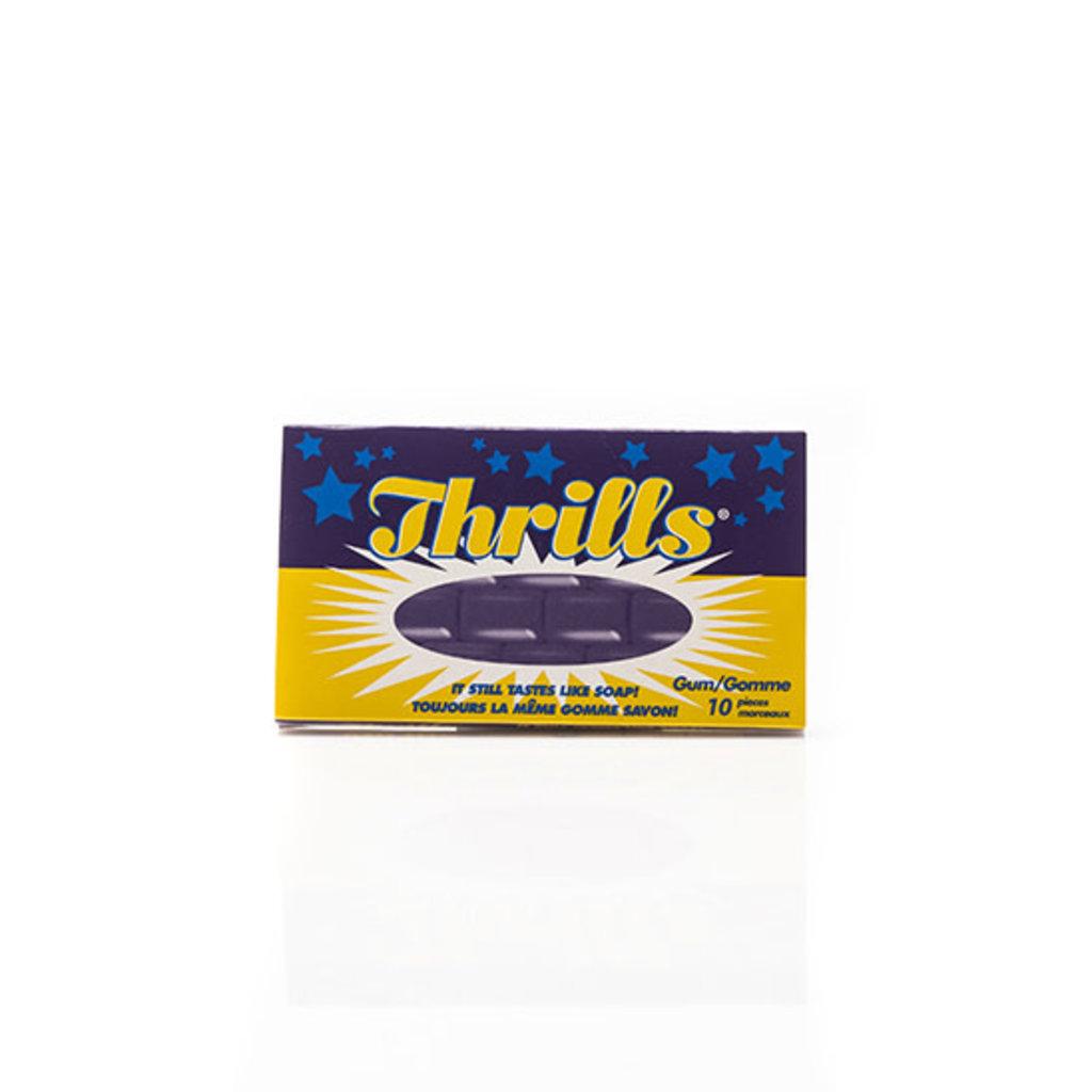 Gommes savon Thrills / 20 unités