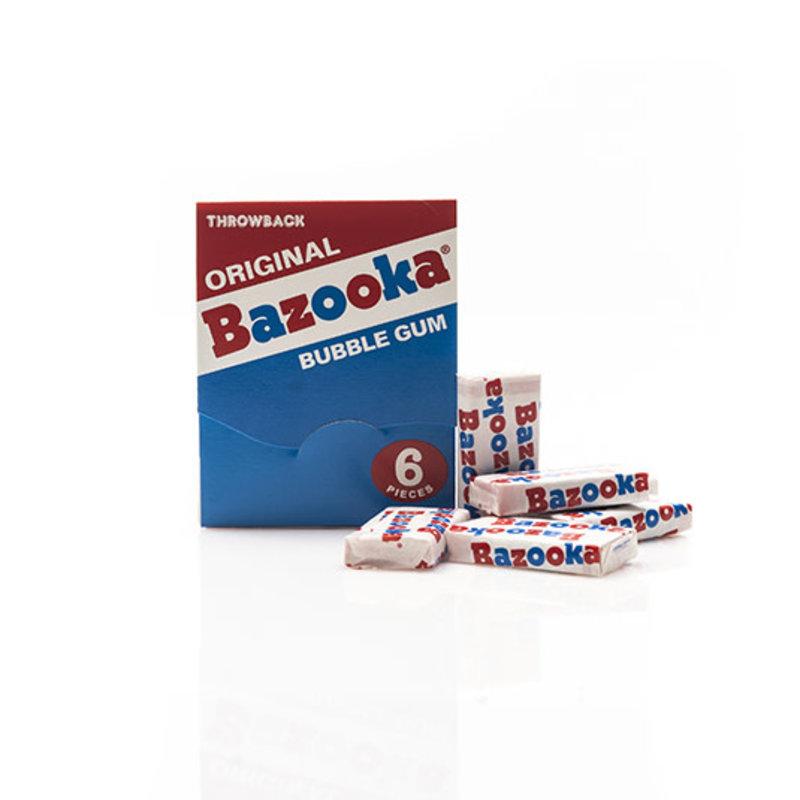 Gomme Bazooka Rétro