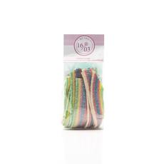 Le 1603 Sour Licorice Ribbon 6 colors 165g