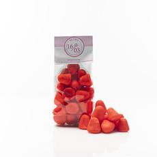 Le 1603 Marshmallow Strawberries 125g