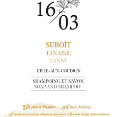 Le 1603 Soap and Shampoo SUROIT 70g