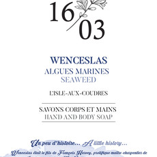 Le 1603 Hand and Body Soap WENCESLAS 70g