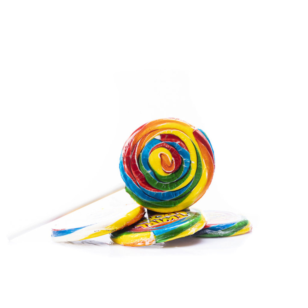 Suçons Twirl pop 2oz