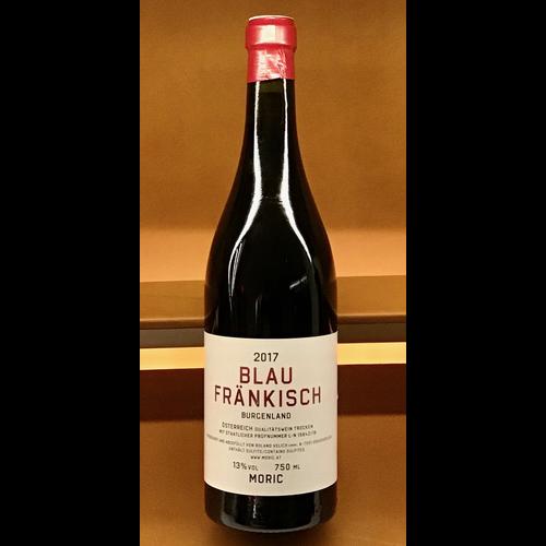 Wine MORIC BLAUFRANKISCH BURGENLAND 2017