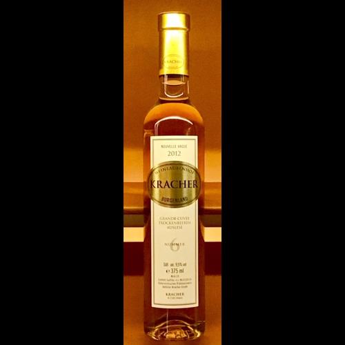 Wine KRACHER GRAND CUVEE TROCKENBEERENAUSLESE No 6 2012 375ML