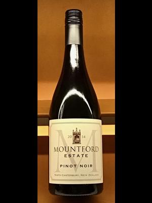 Wine MOUNTFORD MOUNTFORD ESTATE PINOT NOIR 2014