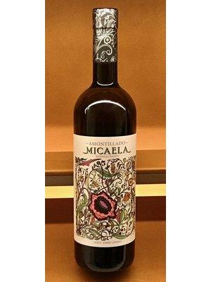 Fortified Wine BODEGAS BARON 'MICAELA' AMONTILLADO SHERRY NV