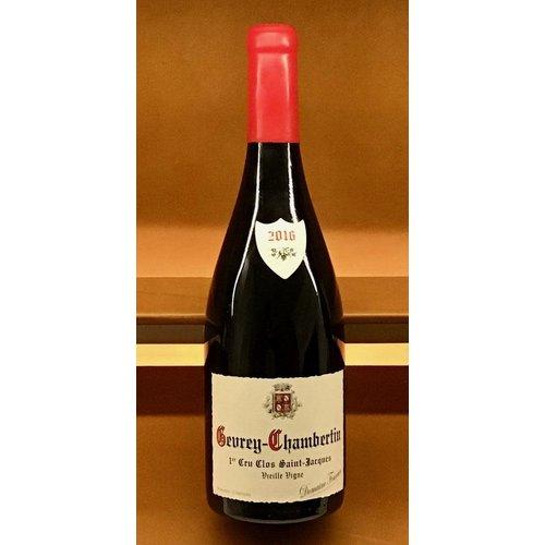 Wine FOURRIER GEVREY CHAMBERTIN 'CLOS SAINT JACQUES' 1ER CRU 2016