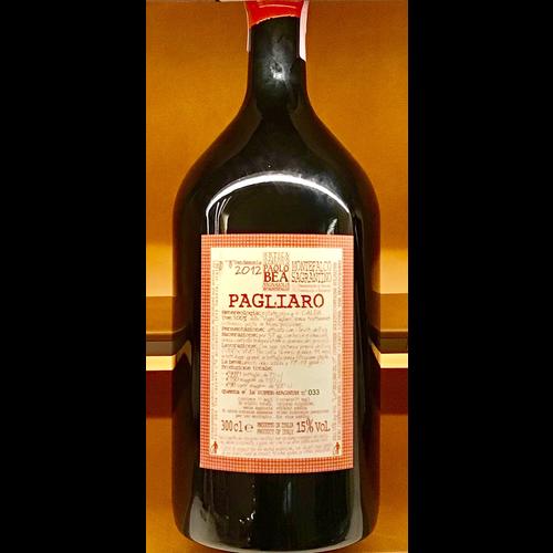Wine PAOLO BEA SAGRANTINO DE MONTEFALCO SECCO 'VIGNETO PAGLIARO 2012 3L