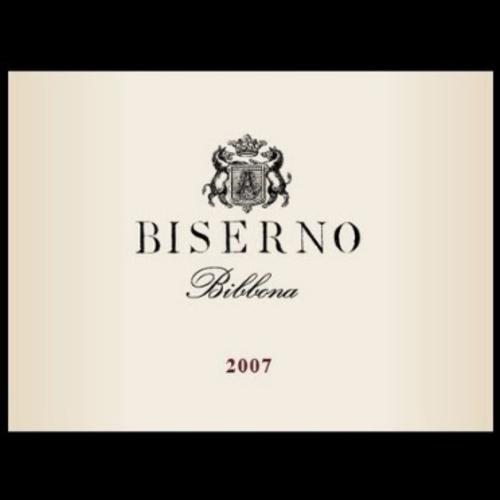 Wine TENUTA DI BISERNO 'BISERNO' 2008 1.5L