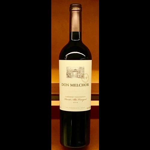 Wine DON MELCHOR CABERNET SAUVIGNON 'PUENTE ALTO VINEYARD' 2014