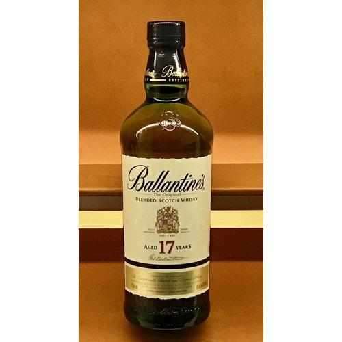 Spirits BALLANTINE SCOTCH 17YR