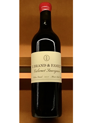 Wine I BRAND FAMILY 'FELLOM RANCH' SANTA CRUZ MOUNTAINS CABERNET SAUVIGNON 2017