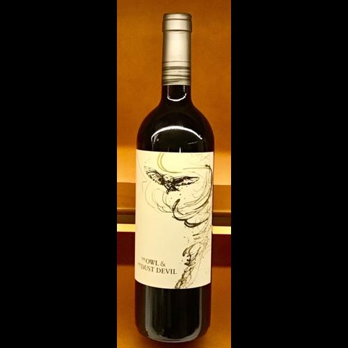 Wine FINCA DECERO 'THE OWL & THE DUST DEVIL' AGRELO 2017  ARGENTINA, MENDOZA, AGRELO
