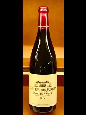 Wine CHATEAU DES JACQUES MOULIN-A-VENT 2016