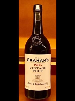 Wine GRAHAM'S VINTAGE PORT 1985