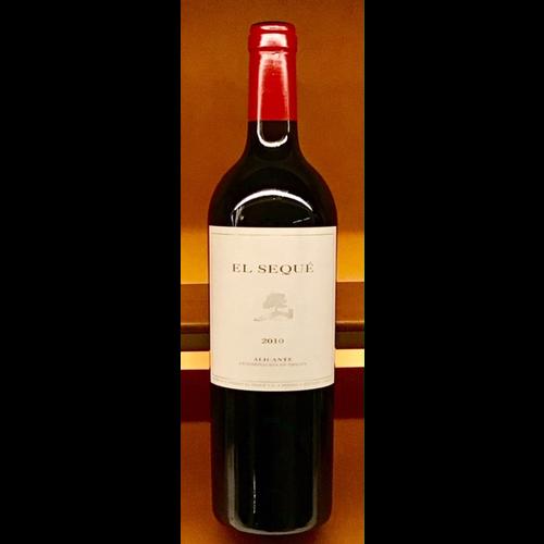 Wine ARTADI EL SEQUE MONASTRELL 2010