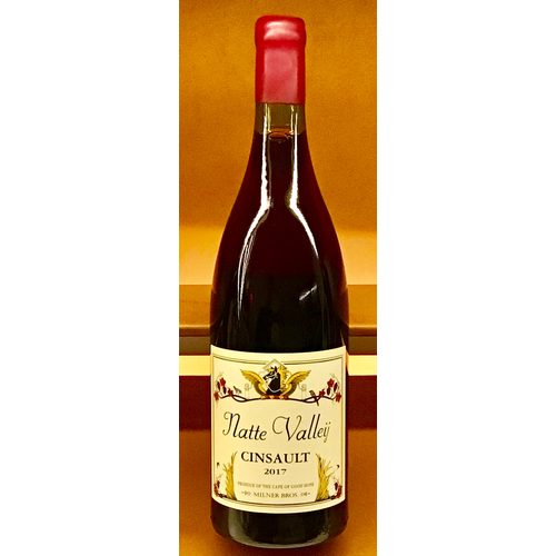 Wine NATTE VALLEIJ CINSAULT 2016