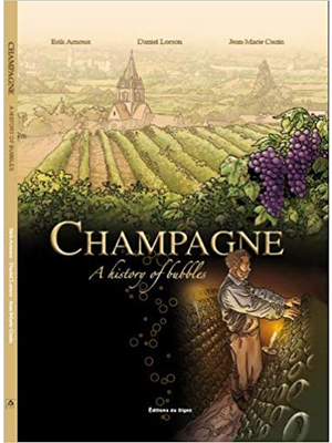 Accessories CHAMPAGNE 'A HISTORY OF BUBBLES' BOOK