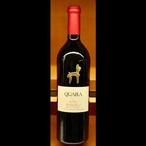 Wine QUARA ESTATES VINA CABRA CORRAL MALBEC 2017  ARGENTINA, SALTA, CAFAYATE