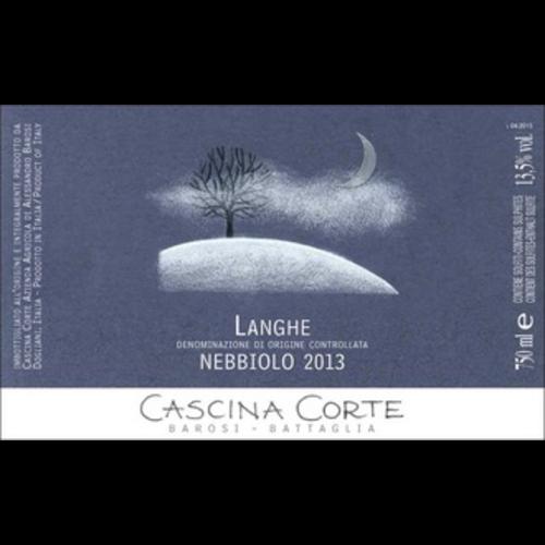 Wine CASCINA CORTE NEBBIOLO 2013 1.5L