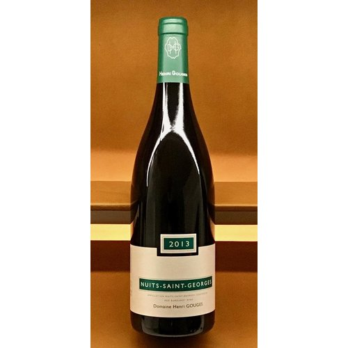 Wine HENRI GOUGES NUITS SAINT GEORGES 2013