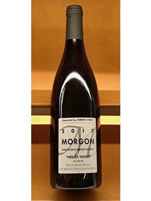 Wine GUY BRETON MORGON 2019  FRANCE, BURGUNDY BEAUJOLAIS