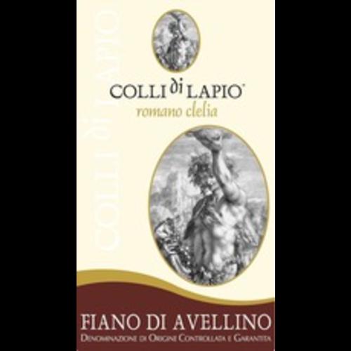 Wine CLELIA ROMANO FIANO DI AVELLINO 'COLLI DI LAPIO' 2017