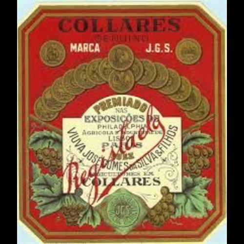 Wine VIUVA GOMES COLARES 1934