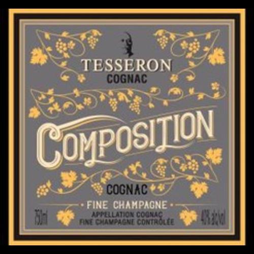 Spirits TESSERON 'COMPOSITION' COGNAC NV