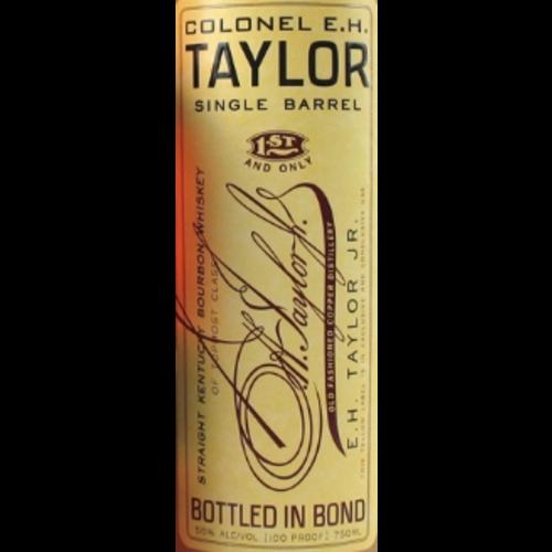 Spirits COLONEL E.H. TAYLOR SINGLE BARREL BOURBON 100 PROOF