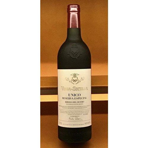 Wine VEGA SICILIA RESERVA ESPECIAL NV (2014 RELEASE IS A BLEND OF 1994, 1995, 2000)