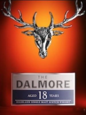 Spirits DALMORE 18YR SCOTCH WHISKY